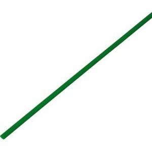Термоусадочная трубка PROconnect 55-0203 2,0/1,0 мм, зеленая, 1 метр