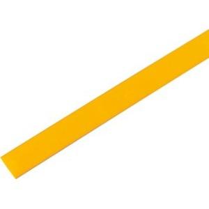 Термоусадочная трубка PROconnect 55-2002 20/10 мм, желтая, 1 метр