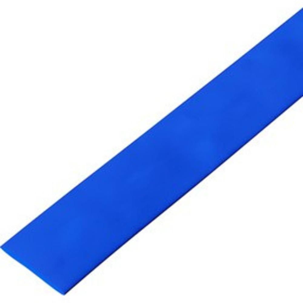 Термоусадочная трубка PROconnect 55-3005 30/15 мм, синяя, 1 метр