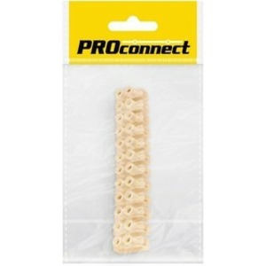 Колодка клеммная PROconnect 07-5010-9 КВ-10, 10А, 10 мм