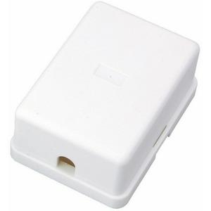 Рoзетка телефонная внешняя PROconnect 03-0001-9 1 порт RJ-11(6P-4C), категория 3, пакет, 1шт.