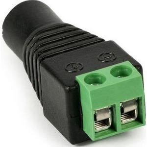 Разъем DC PROconnect 14-0315-9 гнездо 2,1х5,5x10мм. с клеммной колодкой, (1шт.)