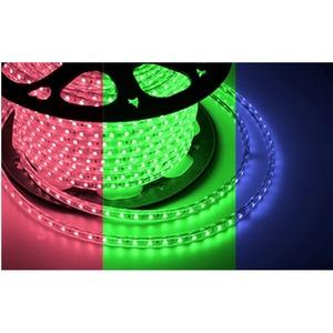 Светодиодная лента Neon-Night 142-609 LED лента 220 В, 10х7 мм, IP67, SMD 2835, 60 LED/m, цвет свечения RGYB (100 метров)