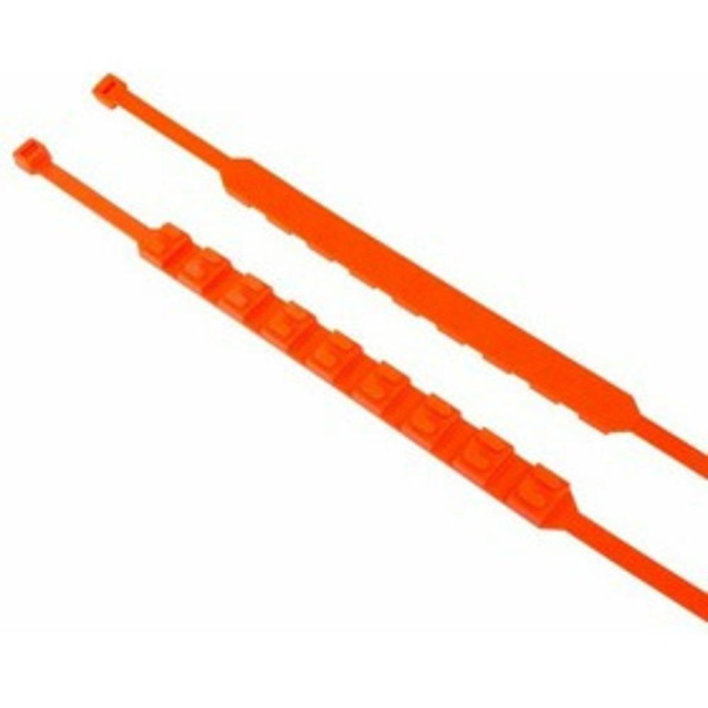 Хомут противоскольжения Rexant 07-7020 900x9 мм оранжевый