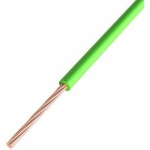 Провод ПГВА Rexant 01-6503-1 1х0.75 мм, Cu, зеленый, бухта 200 м