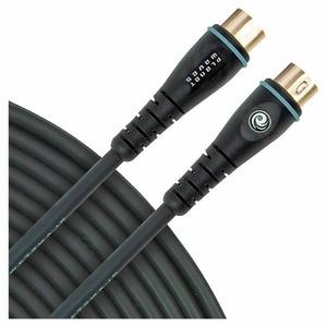Кабель аудио 1xMIDI - 1xMIDI Planet Waves PW-MD-20 6.0m