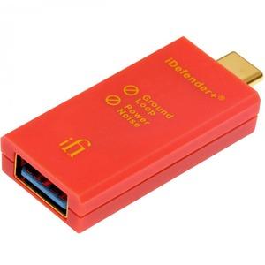 Оптимизатор звукового поля iFi Audio iDefender+ USB-C to USB-A