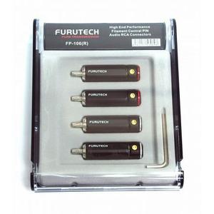 Разъем RCA (Комплект) Furutech FP-106(R) Set-4