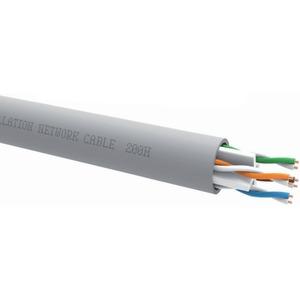 Витая пара в катушке не экранированная QED (QE4170) Professional QXCAT6-UTP Grey 200m