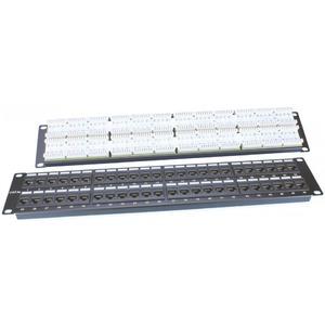 "Патч-панель 19"" Hyperline PP3-19-48-8P8C-C5E-110D"