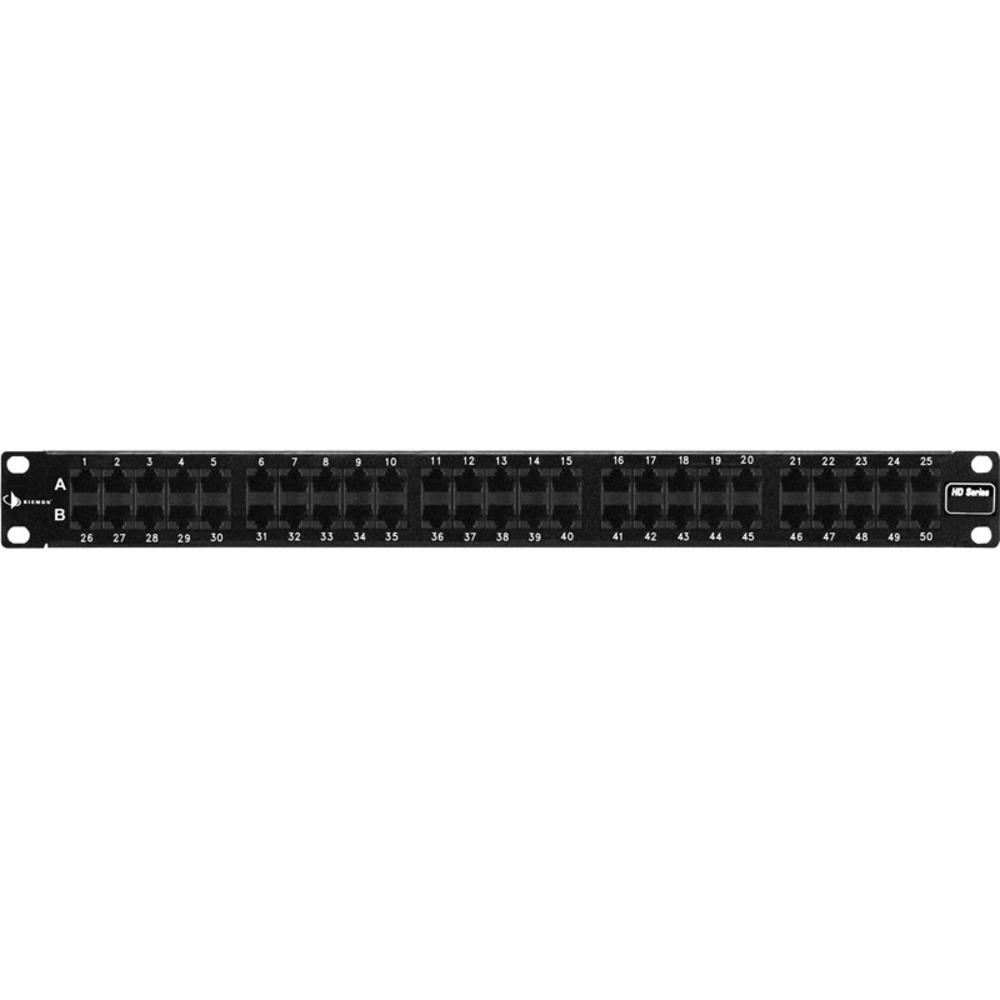 """Патч-панель 19"""" Siemon HD-VP-50-SALE"""