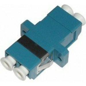 Оптический проходной адаптер LC-LC Hyperline FA-P11Z-DLC/DLC-N/WH-BL