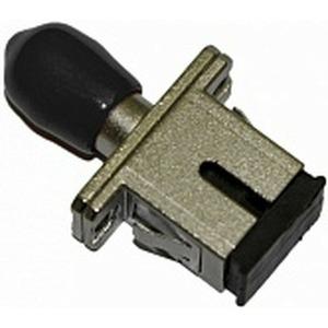Оптический проходной адаптер SC-ST Hyperline FA-S11Z-SC/ST-N/BK-SL