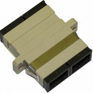 Оптический проходной адаптер SC-SC Hyperline FA-P11Z-DSC/DSC-N/BK-BG