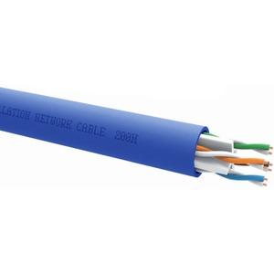 Отрезок кабеля витая пара QED (арт. 7182) (QE4180) Professional QXCAT6-UTP Blue 1.0m