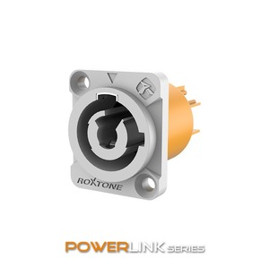 Терминал powerCON Roxtone RAC3MPO-WP Grey