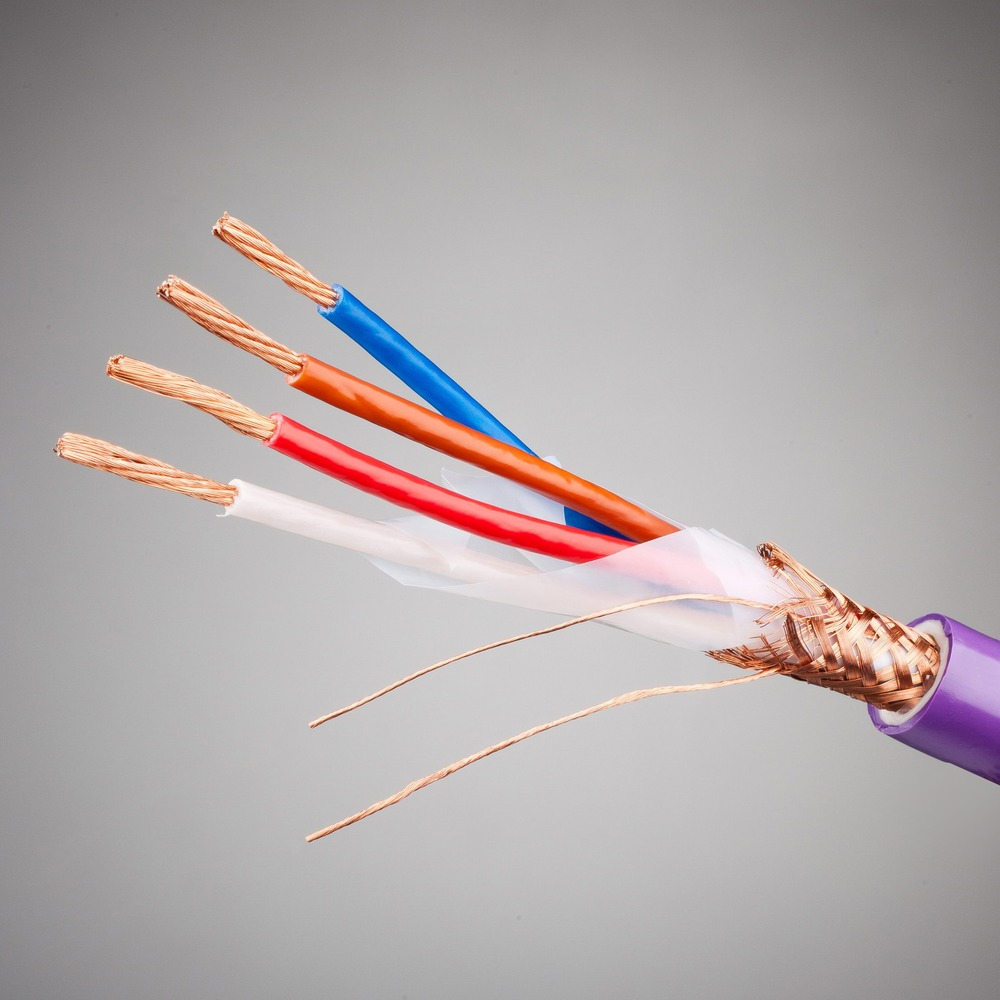 Отрезок акустического кабеля Tchernov Cable (арт. 7202) Cuprum Classic Bi-Wire SC 0.55m