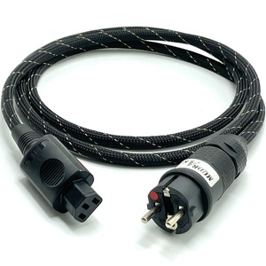Кабель силовой Schuko - IEC C13 Mudra Akustik Power Cable Standard (Schuko - IEC C13) 1.5m