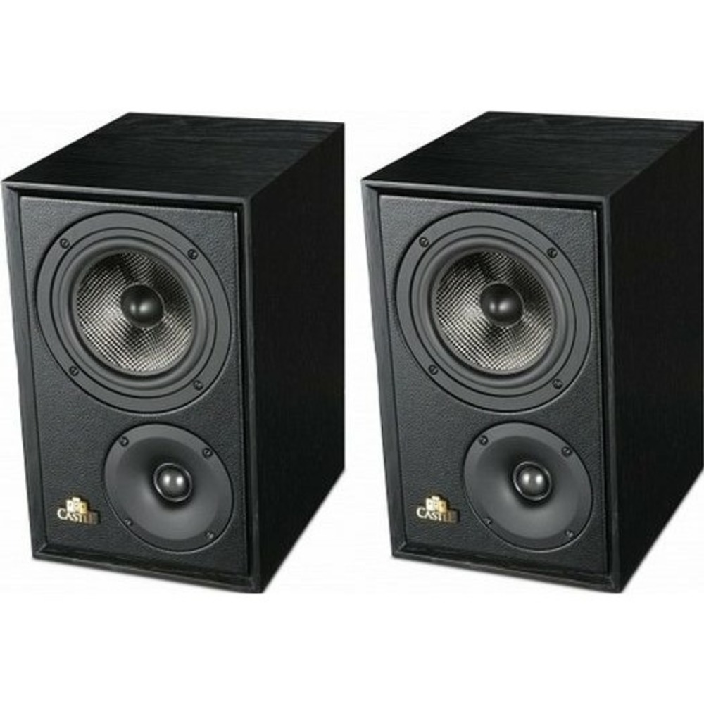 Колонка полочная Castle Acoustics Richmond IV Black Oak