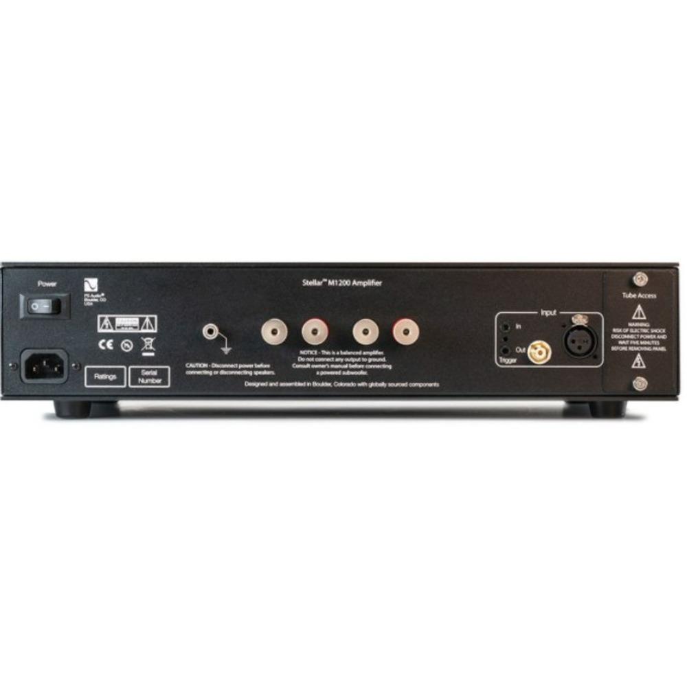 Усилитель мощности PS Audio Stellar M1200 Black