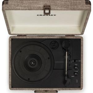 Проигрыватель виниловых дисков Crosley CRUISER DELUXE [CR8005D-HA] Havana c Bluetooth