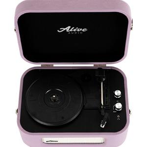 Проигрыватель виниловых дисков Alive Audio STORIES Lilac