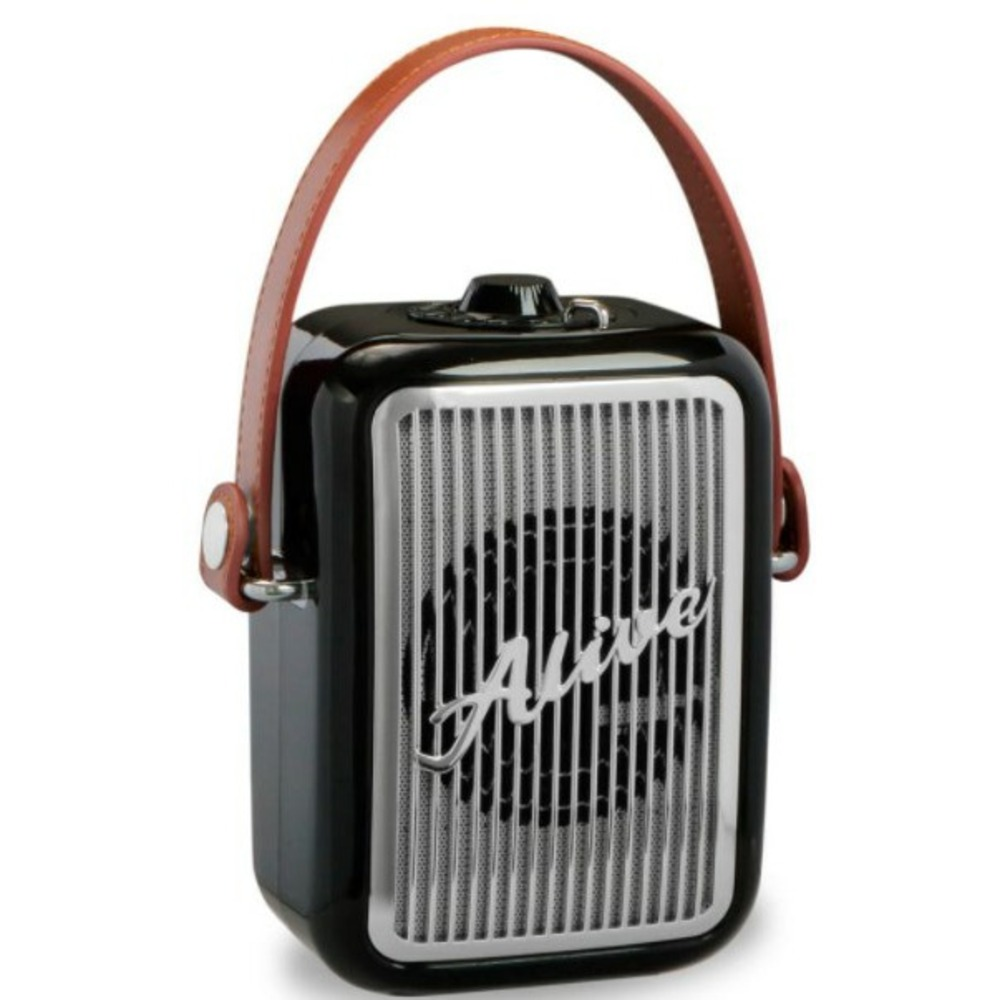 Портативная акустика Alive Audio Journey Black