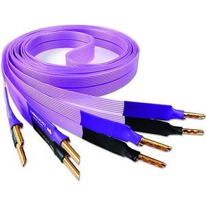 Акустический кабель Single-Wire Banana - Banana Nordost Purple Flare (Leif Series) Banana 2.5m