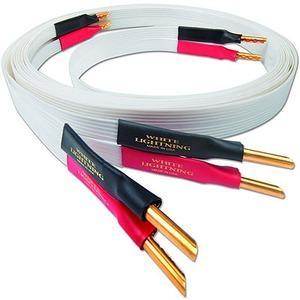 Акустический кабель Single-Wire Banana - Banana Nordost White Lightning (Leif Series) Banana 2.5m