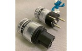 Комплект силовых разъемов DYNAVOX RG-01 Nickel / R-304P Nickel Set