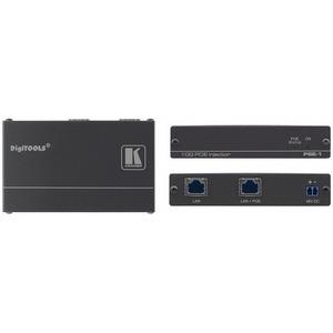 Источник питания для кабеля витой пары HDBaseT Kramer PSE-1/DSK