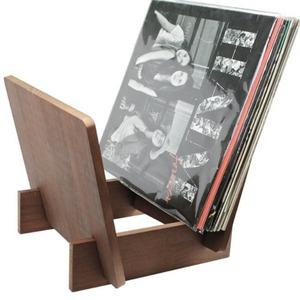 Подставка для пластинок открытая (бамбук) Record Pro GK-R40