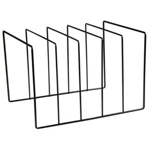 Подставка для пластинок квадрат (металл) Record Pro GK-R25