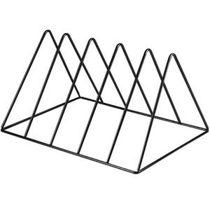 Подставка для пластинок треугольник (металл) Record Pro GK-R25A