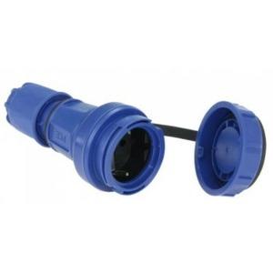 Розетка кабельная PCE 20251-b