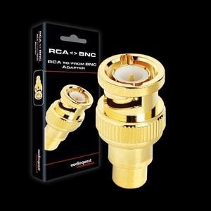 Переходник RCA - BNC Audioquest RCA To BNC