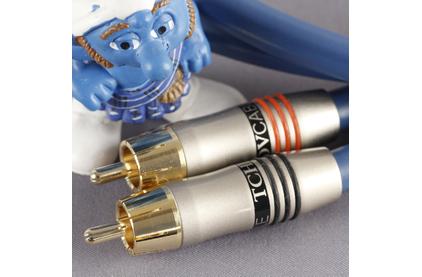 Кабель аудио 2xRCA - 2xRCA Tchernov Cable Special IC RCA 0.62m