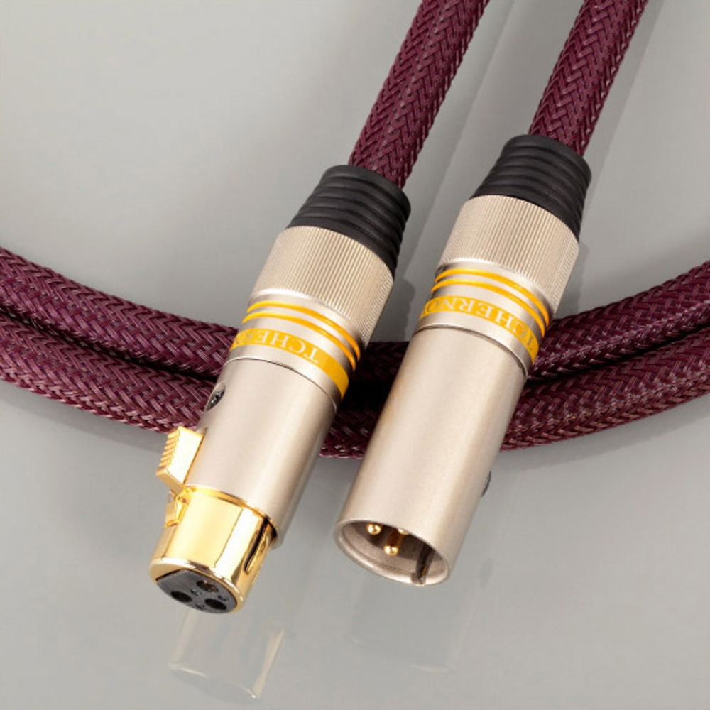 Кабель AES/EBU 1xXLR - 1xXLR Tchernov Cable Classic XS IC AES/EBU 1.0m