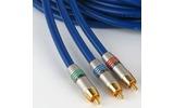 Кабель видео компонентный Tchernov Cable Original DV IC RCA Component Video 1.0m