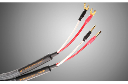 Акустический кабель Single-Wire Banana - Banana Tchernov Cable Special XS SC Bn/Bn 1.65m