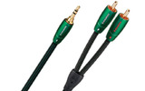 Кабель аудио 1xMini Jack - 2xRCA Audioquest Evergreen 3.5mm-RCA 1.5m