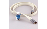 Кабель HDMI - HDMI QED (QE7404) Performance e-Flex HDMI White 5.0m