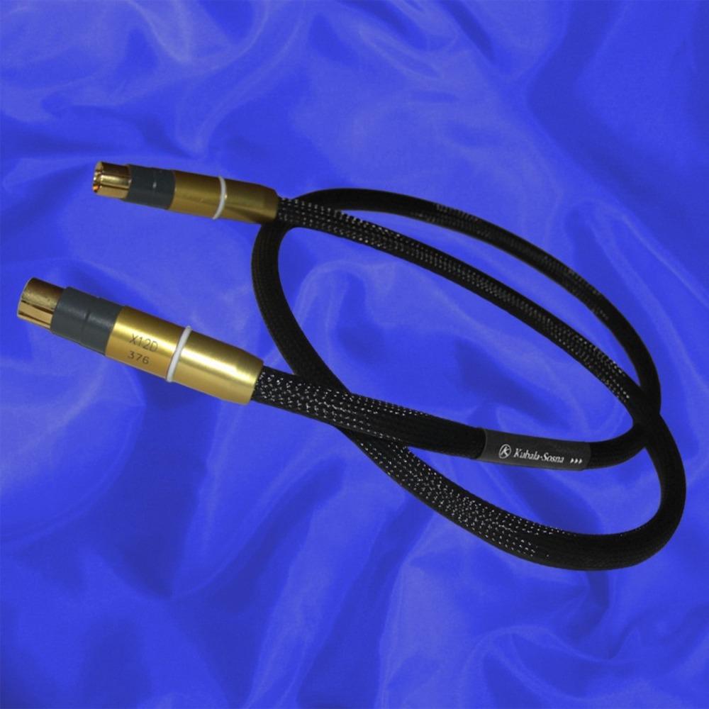 Кабель коаксиальный RCA - RCA Kubala-Sosna Expression Digital Cable RCA 1.0m