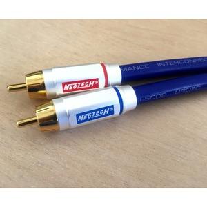 Кабель аудио 2xRCA - 2xRCA Neotech NEI-5002 1.0m