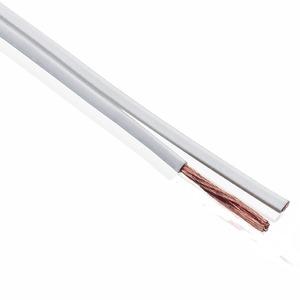 Кабель акустический Ultimate Audio Speaker Cable Flat SP-1.5 White