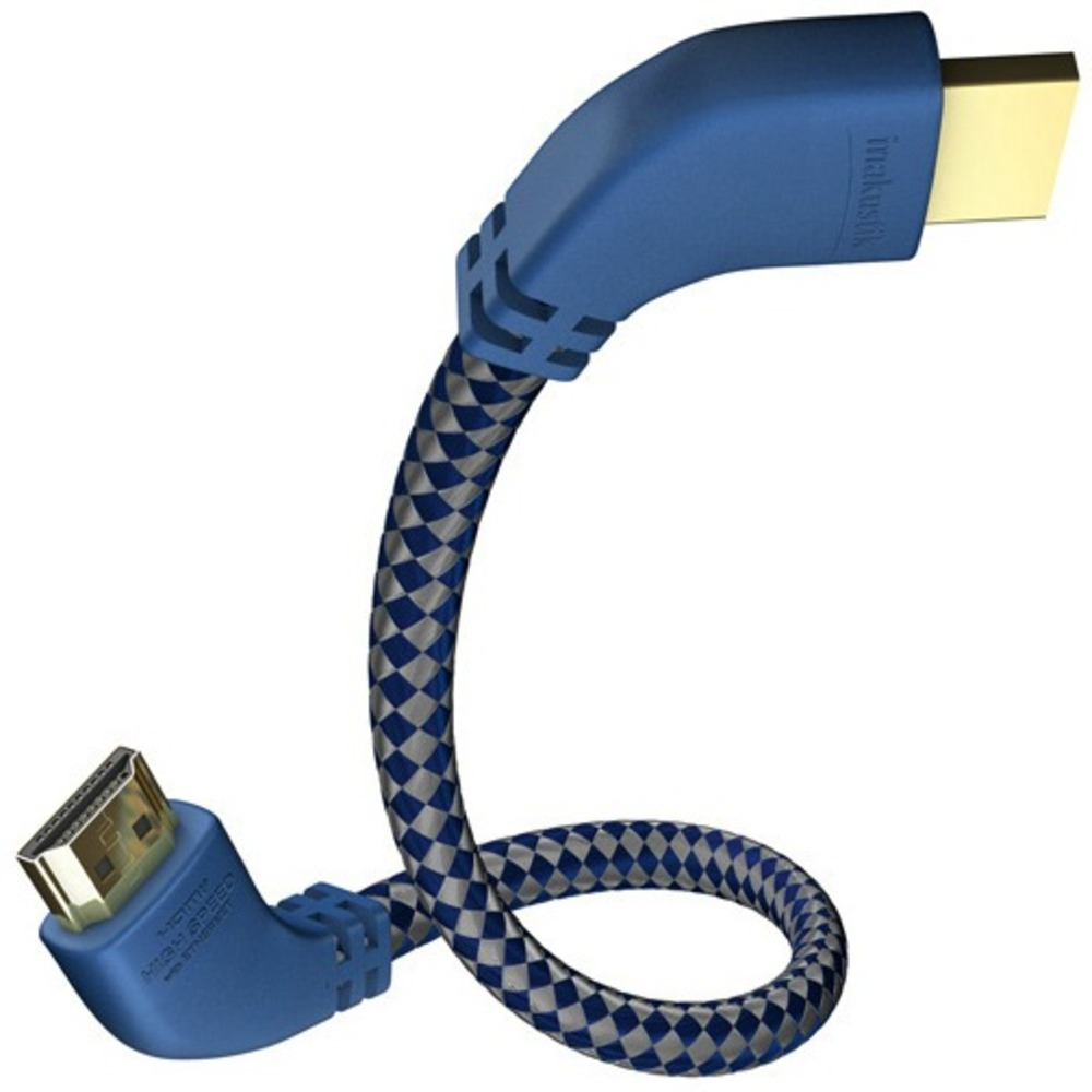 Кабель HDMI - HDMI Inakustik 0042508 Premium HDMI 90 8.0m
