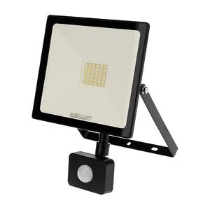 Прожектор Rexant 605-009 светодиодный с датчиком движения 50 Вт 200–260В IP44 4000 лм 6500 K холодный свет