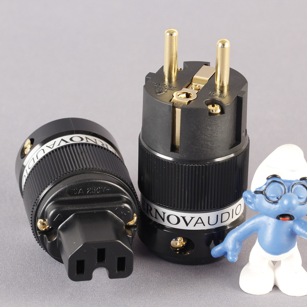 Разъем IEC C15 Tchernov Cable Original AC Plug Female