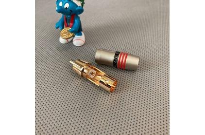 Разъем RCA (Папа) Tchernov Cable RCA Plug Original Red