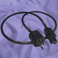 Кабель силовой Schuko - IEC C13 Kubala-Sosna Imagination Power Cable 15A 2.5m